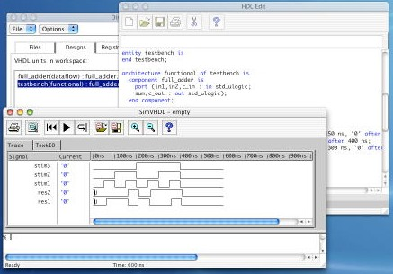 VHDL Editor